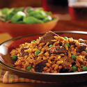 Slow-Cooked Beef Risotto