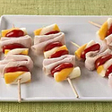 Twister Turkey Kabobs